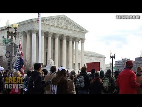 Occupy Movements Rally at Courts Across the Country