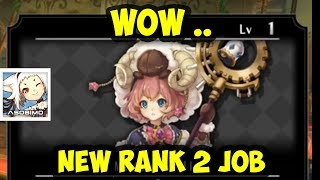 PRIEST!!  Alchemia Story NEW rank 2 job