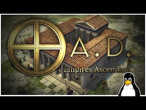 0AD - An open source Linux Game