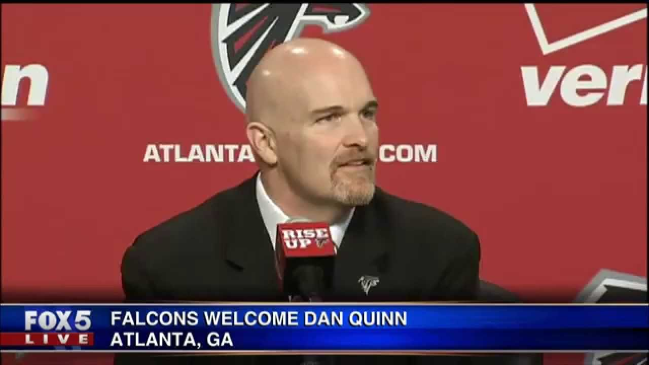 Ex-Atlanta Falcons head coach Dan Quinn reaches deal to become ...