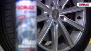 Как быстро отмыть диски автомобиля?