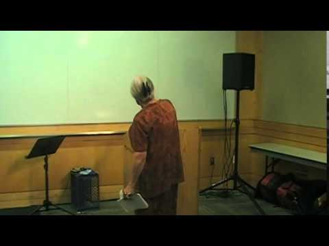 2014 Poetry Showcase at Eugene Public Library - Hour 4
