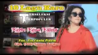 """""""KERBO KENA KILING"""" - LAGU KARO"""