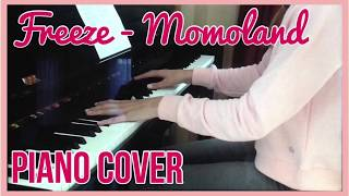 MOMOLAND (모모랜드) - Freeze (꼼짝마) - Piano Cover (피아노) - With Chords
