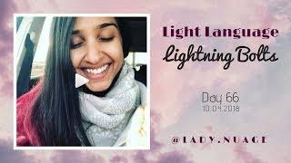 Light Language - Lady Nuage - Lightning Bolt #66