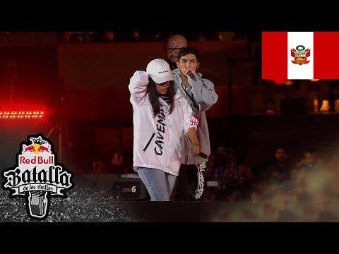 NEKROOS vs ZAKIA - Octavos: Final Nacional Perú 2017 - Red Bull Batalla de los Gallos