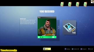 Fortnite Ps4 - How To claim Storm Master Weapon Pack DLC
