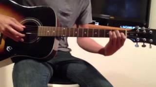 Guitar Lesson -Wicked Game- Three Days Grace Version
