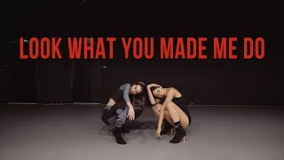 Look What You Made Me do - Taylor Swift / Sandara Park X Lia Kim Choreography / 산다라박X리아킴
