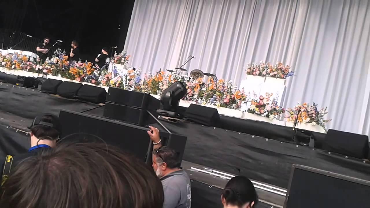 Bühnenauftritt
