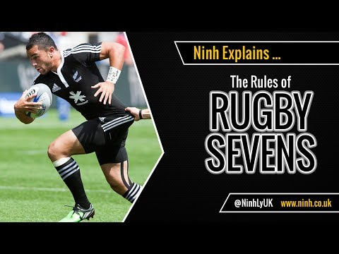 The Rules of Rugby Sevens (Rugby 7's)