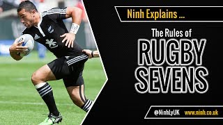 The Rules of Rugby Sevens (Rugby 7's) - EXPLAINED!