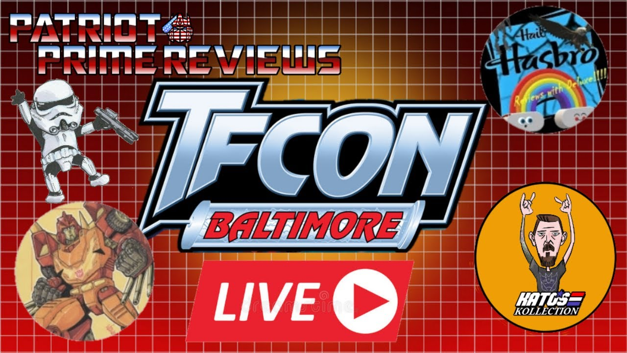 Look Who's Booked Rooms for TFCON by Patriot Prime Reviews