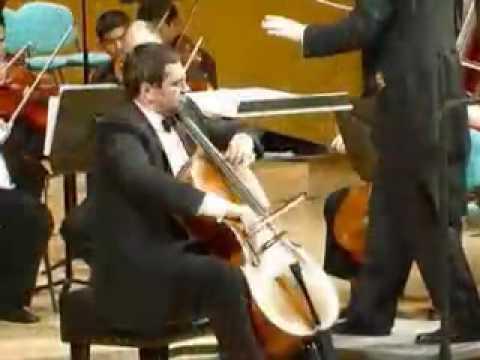 Leonid Gorokhov, Cello
