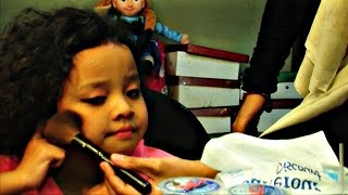 Romaria Steel, Kecil Kecil Cabe Rawit - Seleb On Cam 16 Desember 2014