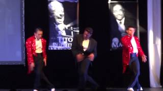 Babarabatiri - Eddie Torres, Adolfo Indacochea, Eddie Torres Jr. @ ON2SC 2013