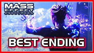 Mass Effect Andromeda ► THE BEST ENDING - Dunn Lives, All Arks & Pathfinders Found