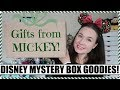 GIFTS FROM MICKEY! Disney Parks Subscription Unboxing & Review! | Vlogmas Day 14