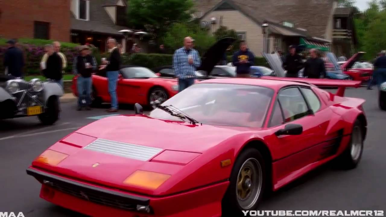 Ferrari 512 bbi with Koenig kit - YouTube