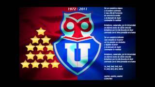 Himno de Universidad de Chile [Con letra]