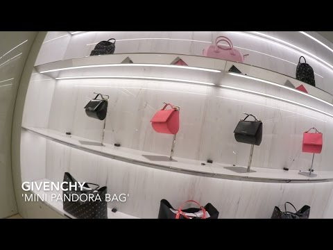 Luxury Shopping Part 2 Vlog 2 Celine, Givenchy, YSL, Chloe, Dior & More