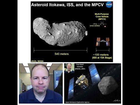Hayabusa2 Asteroid Sample Return Mission Webinar May2015