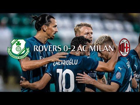 Highlights | Shamrock Rovers 0-2 AC Milan | Europa League 2020/21