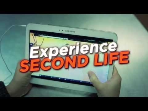 SL Go: Second Life In Full 3D On Mobile Devices