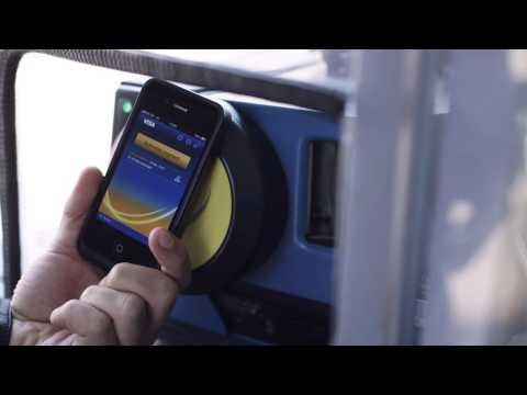 Visa Contactless On London Buses