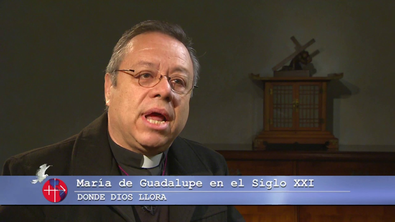 Monseñor Eduardo Chávez, postulador de la causa de San Juan Diego Cuauhtlatoatzin