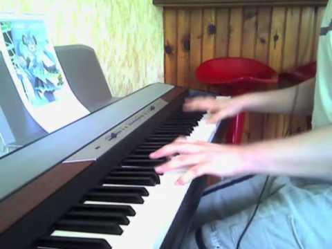 Melt piano cover short version ( Kopan vers )