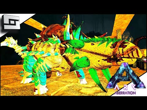 Divine Anky and All The Metal! Modded ARK ABERRATION! ( Ark Aberration Gameplay E5 )