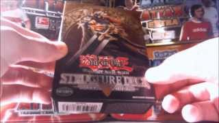 Yu Gi Oh Structure Deck Warriors Triumph - OPENING / UNBOXING