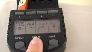 Technoline BL-700 Intelligent Battery Charger Review