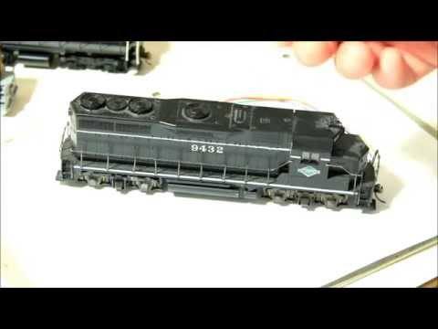 How to Install a DCC Decoder in Any Locomotive