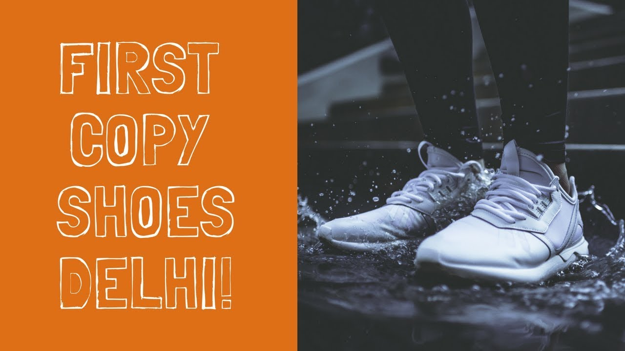 Where to Buy First Copy Shoes in Delhi // Majnu Ka Tilla VLOG