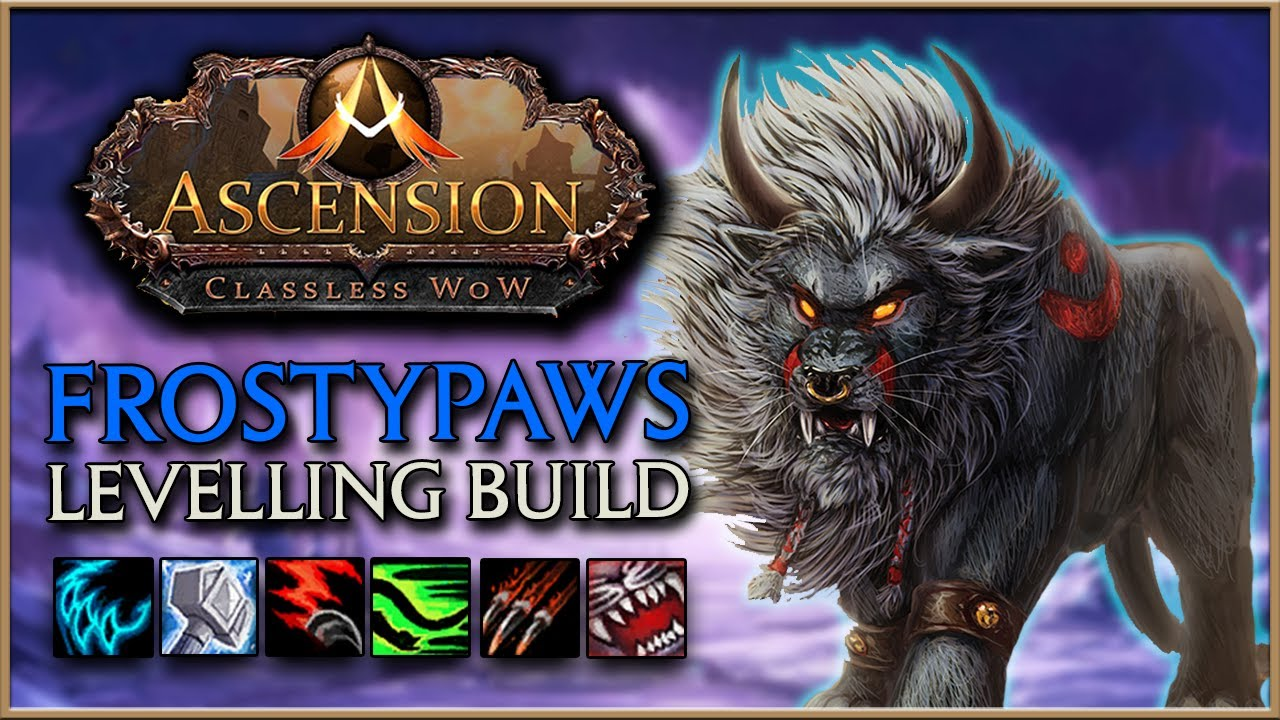 Project Ascension   Frosty Paws and Ferocious Claws Build