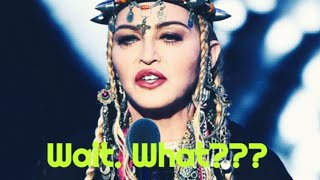 Fans & Celebrities R0asts  #Madonna'sTribute to Aretha at the #VMAs2018