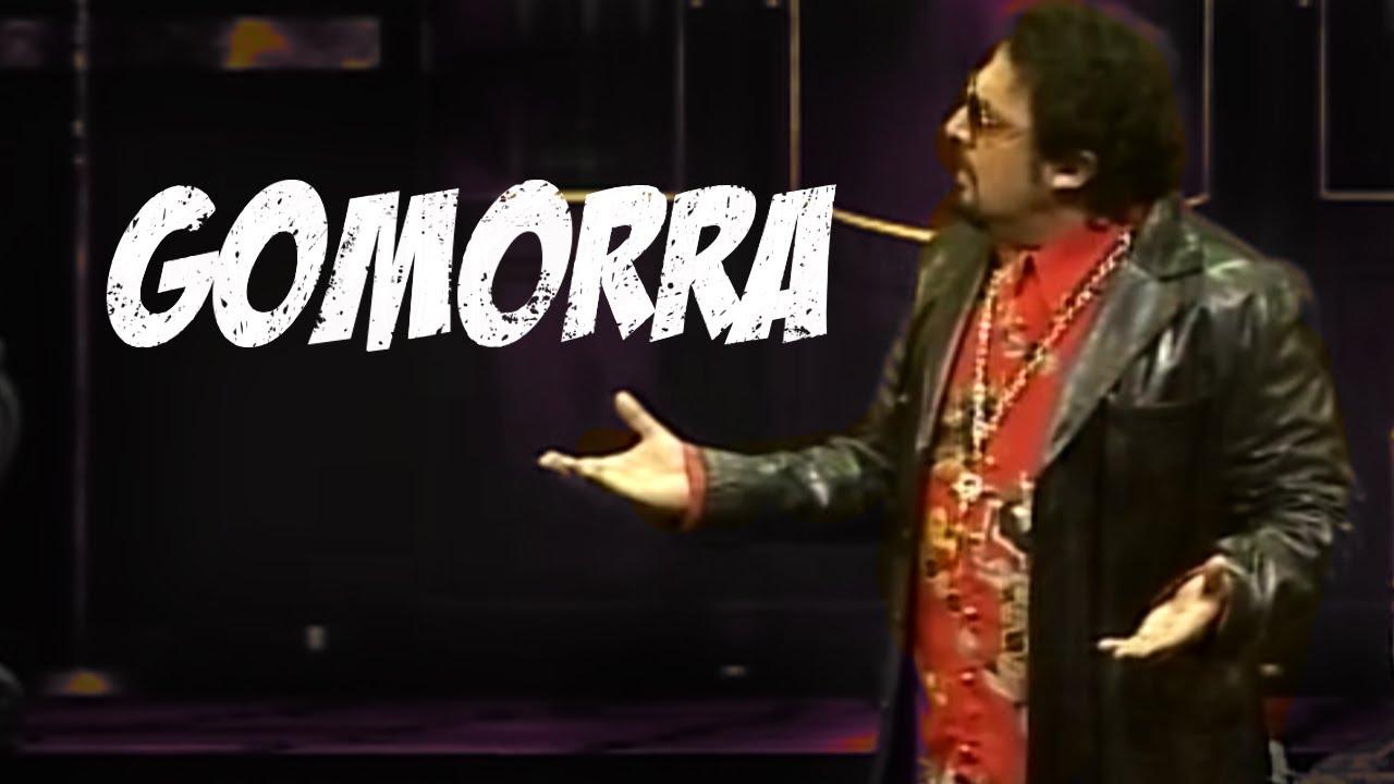 "Enrico Brignano - ""Enricomincio da me"" - Gomorra"