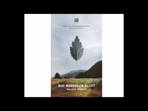 Wat behouden blijft - Wallace Stegner (Crossing to safety)