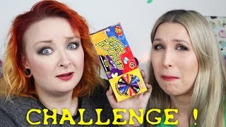 Bean Boozled Challenge + bloopers - RLM i Agnieszka Grzelak