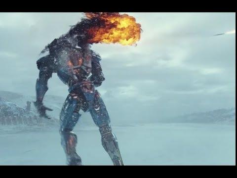 Pacific Rim 2: Uprising |  Obsidian Fury Fight Scene [HD] thumbnail