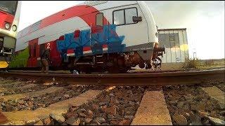 Steel Hunt_Official Graffiti Video