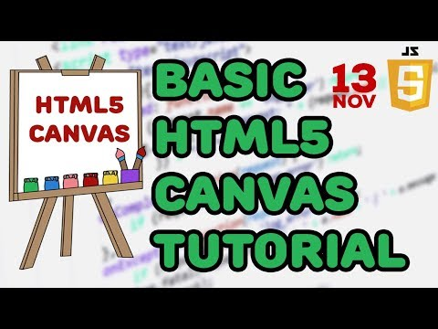 Creating HTML5 Canvas Element