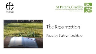 Outdoor Passion Station 8 The Resurrection