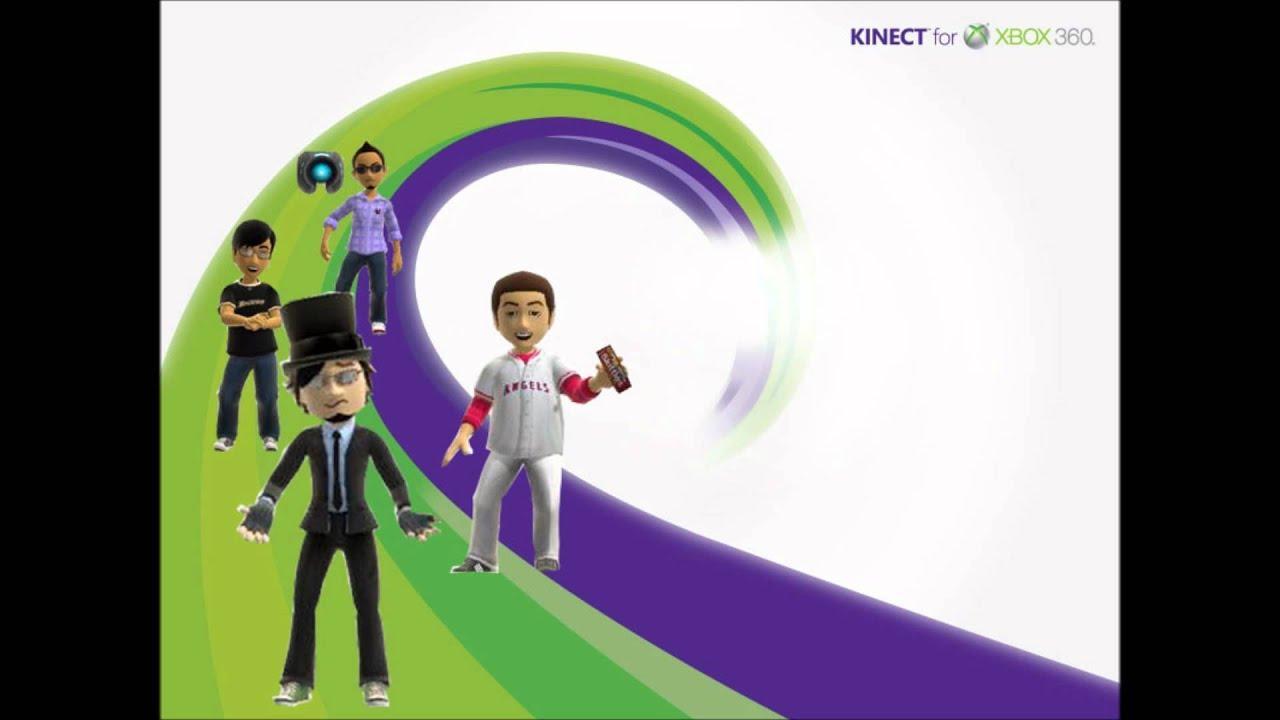 Xbox 360 Avatar Editor 2 3D YouTube