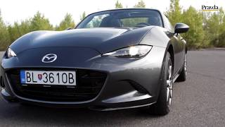 Test: Mazda MX-5 RF