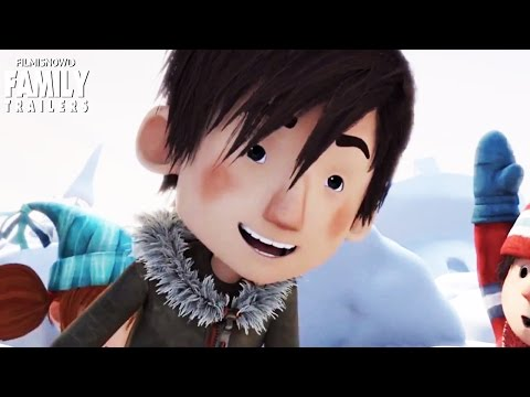 SNOWTIME! | ALL Clips + Trailer Compilation - Animated Family Movie [HD]