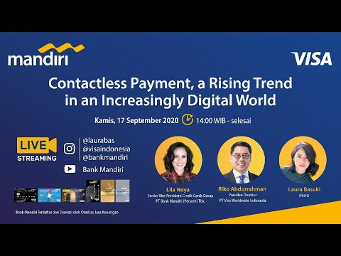 """Webinar """"Contactless Payment, a Rising Trend in an Increasingly Digital World"""""""