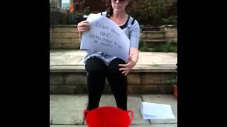 ALS ice bucket challenge UK MND